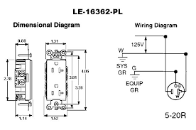 ground fault receptacle wiring single pole switch and a ground 16362 pl diion wiring diagram