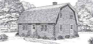 1923 Dutch Colonial Revival  Gambrel Roof  Morgan No 39AGambrel Roof House Floor Plans