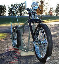 rigid frame motorcycle frames ebay
