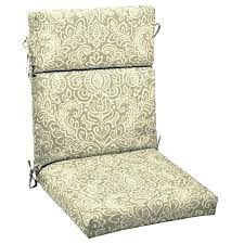 sunbrella outdoor seat cushions outdoor seat and back cushions seat and back cushions patio chairs with