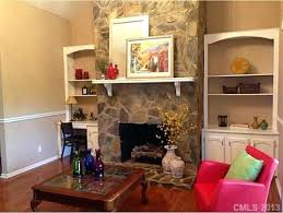 bookcases next to fireplace built bookcases beside fireplace