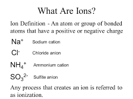 Periodic Trends You will know what ionization energy is and how it ...