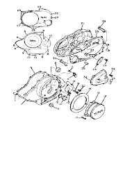 Yamaha seca xj650 wiring diagram