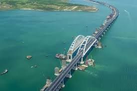 Image result for kerch strait bridge