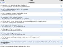 Food Handlers Test Answers Food And Safety Test Answers Barca Fontanacountryinn Com