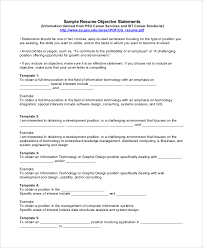 Charming Should A Resume Have An Objective Statement 98 For Skills For  Resume With Should A