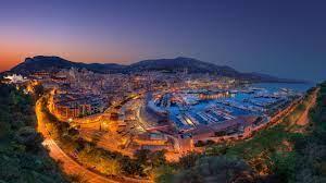 Monte Carlo Yachts Port Panorama 4K ...