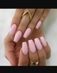 Light Pink Matte Nail Polish Pin By Vianca On Acrylic Nails Pink Acrylic Nails Pink