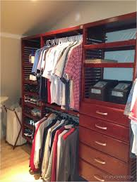 casual bedroom furniture with allen roth natural wood closet tower