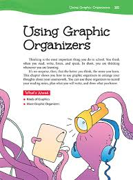 50 Using Graphic Organizers Thoughtful Learning K 12