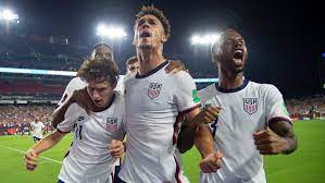 U.S. Men's National Team and Canada ...