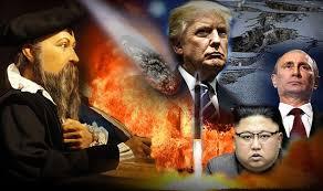 Risultati immagini per profezie nostradamus