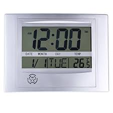 la crosse technology wt 8002u digital wall clock