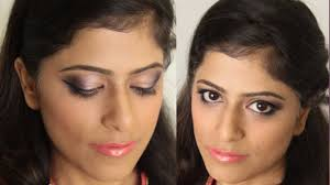 soft party look indian makeup tutorial with kryolan airbrush machine