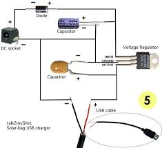 make your own solar bag part two talk2myshirt solar charger schematic jpg