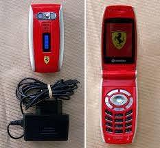 Sharp GX10I Flip Mobile Phone Vodafone ...