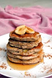 buckwheat banana pancakes print this recipe
