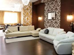 Orange And Brown Living Room Accessories How To Decorate A Small Living Room With Brown Furniture