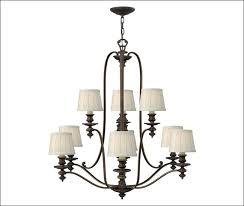9 lights royal bronze chandelier el151 9