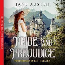 Pride and Prejudice (Hörbuch-Download): Jane Austen, Beth Kesler ...