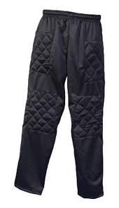 Reusch Goalie Pants Size Chart Soccer Goalie Pants 3 4 And Regular