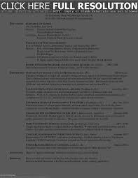 Harvard Resume Sample Resume Work Template