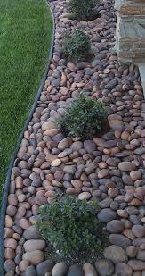 garden designs ideas 2018 stone beds