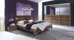 bedroom walls paint purple