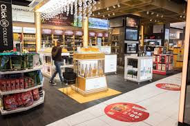 walking the the latest aelia duty free opening features a strong emphasis on new zealand wines