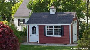 reeds ferry shed prices.  Reeds 5 Reeds Ferry 10x16 Victorian Cottage With Vinyl Siding Intended Shed Prices D
