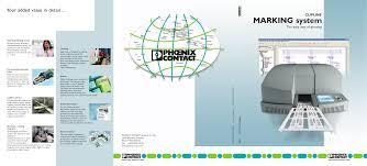 Graphic Design Marking Systems Marking System Manualzz Com