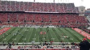 Ohio Stadium 3d Seating Chart Photos At Ohio Stadium