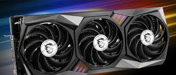 Обзор и тестирование <b>видеокарты MSI GeForce</b> RTX 3060 Ti ...