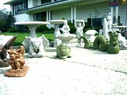 yard statues concrete ornaments statuary lawn cement religious pats st animals garden state plaza amc theater showtimes gard