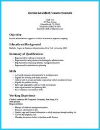 clerical assistant resume sample will give ideas and provide as references your own resume there are so many kinds inside the web of resume sample for sample clerical assistant resume