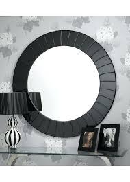 black round wall mirror black round mirrors ls plus black metal wall mirror with shelf