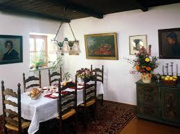 cute classic interior dining