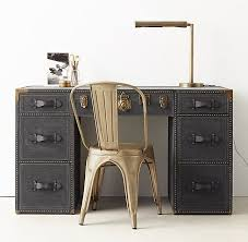 appealing teak office furniture glamorous. eldon steamer trunk storage vanity desk appealing teak office furniture glamorous o