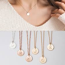 interior gold initial necklace initial pendant gold necklaces for women initial necklace silver small room