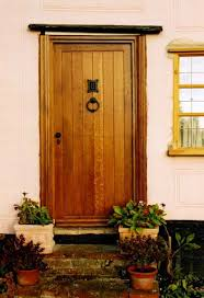 wooden front doorWooden Front Doors Ideas Giving the Home a Pretty Look  Home