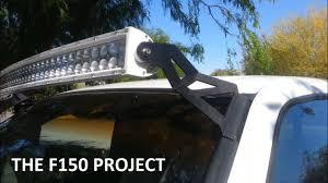 88 98 Chevy 52 Light Bar Brackets