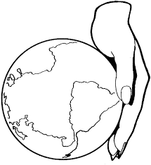 Small Picture Coloring Pages Earth Day