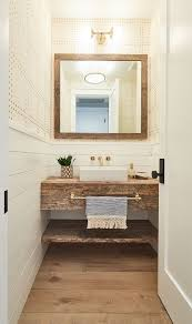 Pin by Wendi Fields Norris on For the Home in 2021 | Guest bathroom small,  Bathroom farmhouse style, Powder room vanity