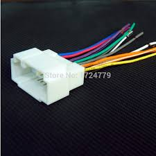 car audio stereo wiring harness for honda acura accord civic crv car audio stereo wiring harness for honda acura accord civic crv install aftermarket stereo ct1602 in cables adapters sockets from automobiles