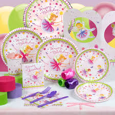Fairy Birthday Party Decorations Create A Magical Woodland Or Garden Fairy Party The Party Press