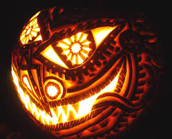 Best Cool Creative Scary Halloween Pumpkin Carving Ideas