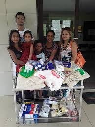 Ms Priya Narayan and her family provided... - Chanel Home of Compassion -  Fiji | Facebook
