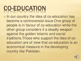 essay on co education co essay on co education