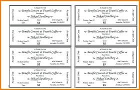 Fundraiser Tickets Template Free Breast Cancer Brochure Flyer