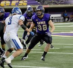 University Of Northern Iowa Football Moving Up The Depth